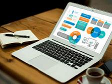 Connectica Home Page - Attività di web marketing
